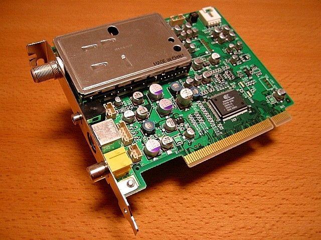 Conexant fusion 878a tv card